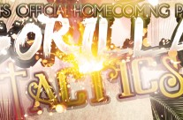 Gorilla Tactics: Union's Offical Homecoming Party!!!